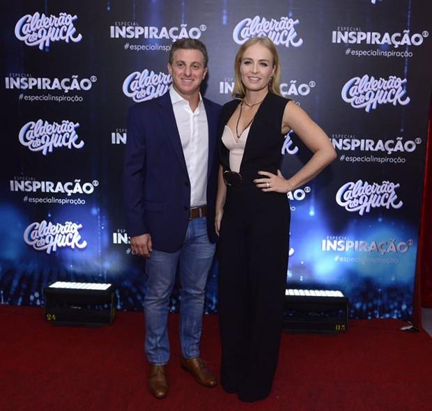 Luciano Huck e Angélica (Foto: Fabio Cordeiro/ Ed. Globo)