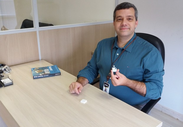 Mário Prado, diretor técnico da Taggen (Foto: Divulgação)