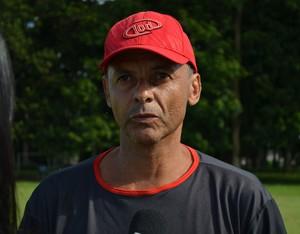 Dodi pode sair do comando técnico do Andirá (Foto: João Paulo Maia)