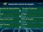 Veja os 19 vereadores eleitos em Taubaté, SP
