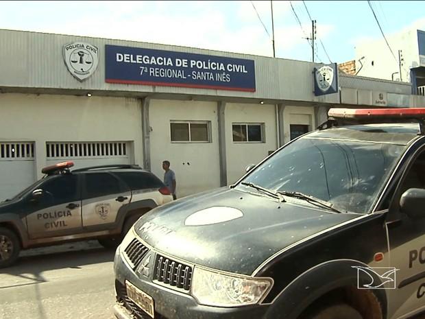 Suspeito responderá por estupro, roubo majorado e satisfação de lascivia (Foto: Reprodução / TV Mirante)