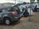 Operação prende suspeitos de tráfico   (Mariane Silva/TV TEM)