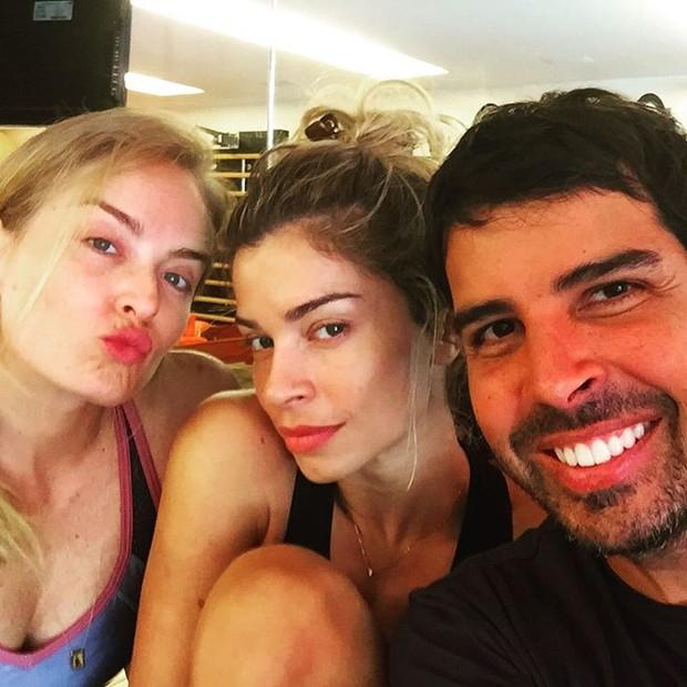 Angélica, Grazi Massafera e Alex Lerner (Foto: Reprodução/Instagram)