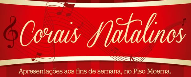 Canções típicas de Natal embalam o fim de semana das famílias (Foto: Reprodução/Facebook)