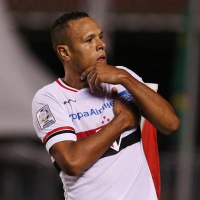 Luis Fabiano São Paulo (Foto: Rubens Chiri / saopaulofc.net)