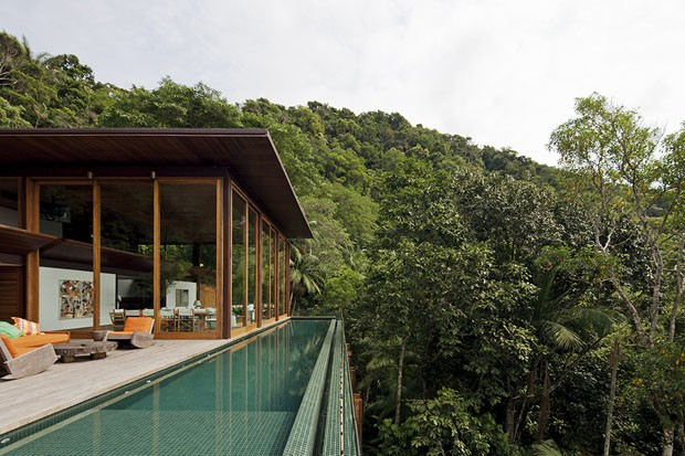Lar Varanda Tem Andares Invertidos Casa Vogue Casas