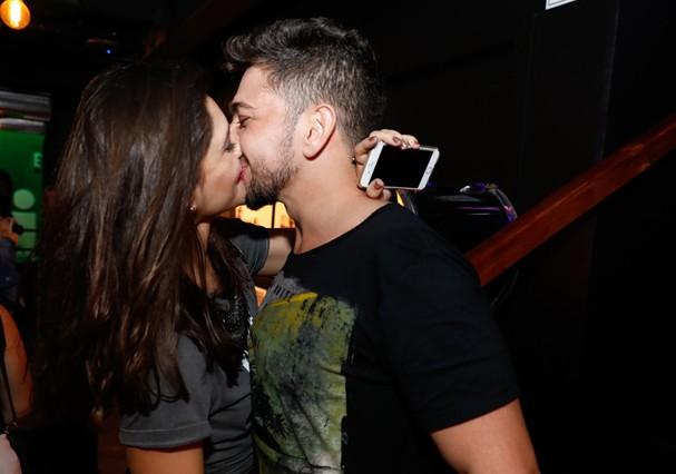 Jessika Alves e Ibraim Lopes (Foto: Felipe Panfili/Divulgação)
