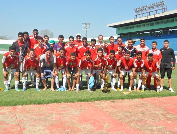 Rio Branco Campeão Juvenil (Foto: Manoel Façanha)