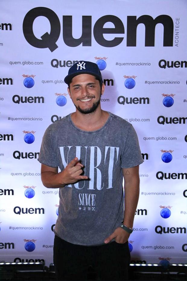 Bruno Gissoni (Foto: Marcos Rosa/  Ed. Globo)
