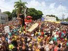Olinda recebeu 2,8 milhões de foliões  (Aldo Carneiro/Pernambuco Press)