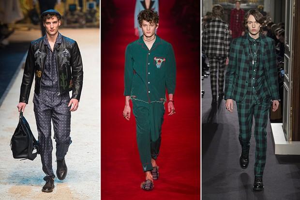 Inverno 2016: as tendências da temporada de moda masculina