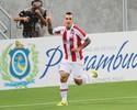 Após marcar primeiro gol, Rafael Coelho mira evolução no Náutico