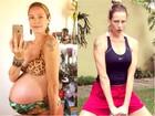 Personal trainer revela treino que fez Luana Piovani 'secar' em três meses