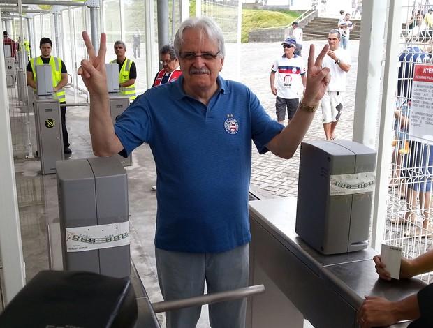 Fernando Schmidt; Bahia (Foto: Raphael Carneiro)
