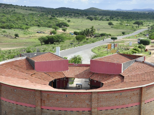 Museu do Pai Chico já está sendo revitalizado (Foto: Cosme Cavalcanti/Arquivo pessoal)
