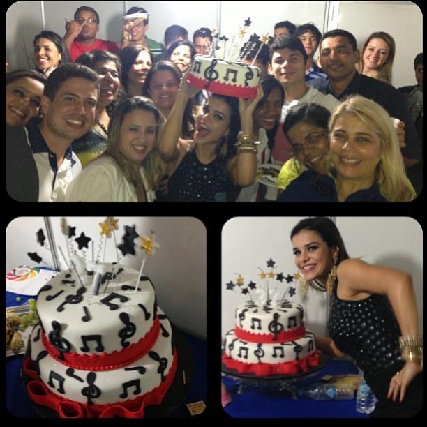 Mari Antunes comemora aniversário (Foto: Reprodução/Instagram)
