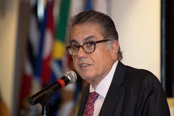Carlos Miguel Aidar São Paulo (Foto: Igor Amorim / São Paulo FC)