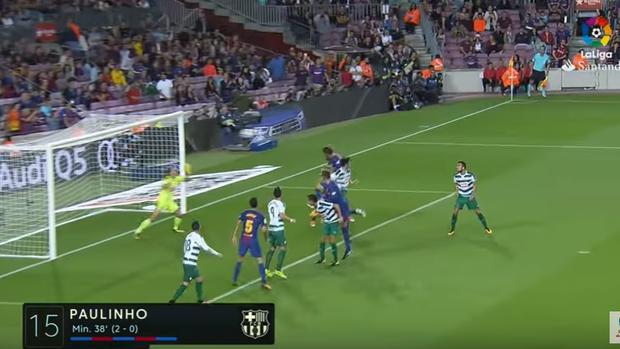 BLOG: O gol de Paulinho e o show de Messi na goleada do Barcelona sobre o Eibar