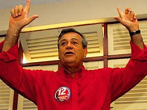 O ex-governador de Alagoas Ronaldo Lessa (PDT), em outubro passado (Foto: Lula Castello Branco/Futura Press)