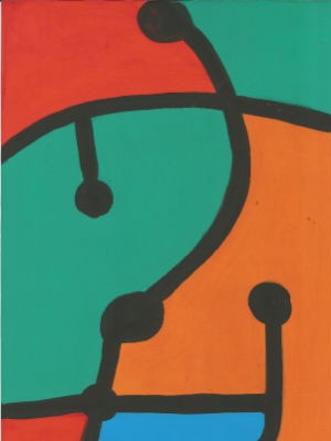 Exposição 'Combinatórias', do artista plástico Herê Fonseca, abre visitação em Sorocaba (Foto: Divulgação/Prefeitura de Sorocaba)