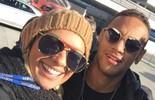 Carol Soares é chamada de 'pé quente' por Neymar