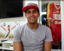 """De férias no Brasil, Rômulo vê Spartak longe do título russo: """"Eu acho difícil"""""""