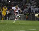 Sánchez provoca Arévalo e convida rival a jogar no River para ganhar algo