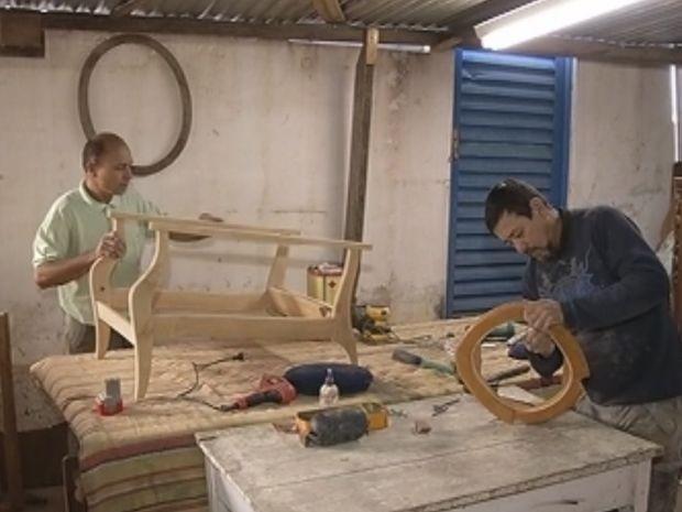 Setor está em alta, mas, sofre com a falta de mão de obra especializada (Foto: reprodução/TV Tem)