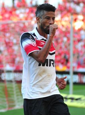 Léo Moura Inter x Santa Cruz (Foto: Wesley Santos/Agência PressDigital)