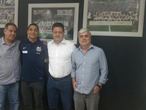 Gregore Santos São José FC (Foto: São Carlos FC/ Divulgação)