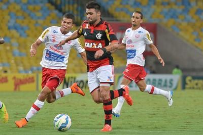 Arthur Maia Flamengo x Náutico (Foto: MARCELLO DIAS/FUTURA PRESS/FUTURA PRESS/ESTADÃO CONTEÚDO)