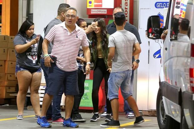 Fifth Harmony (Foto: André Freitas e Gabriel Reis/AgNews)