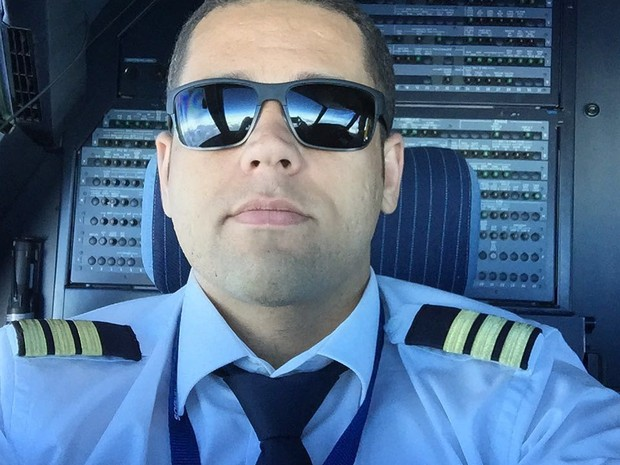Piloto Leonardo Salgado mora há 1 ano na Turquia. (Foto: Arquivo Pessoal/Leonardo Salgado)