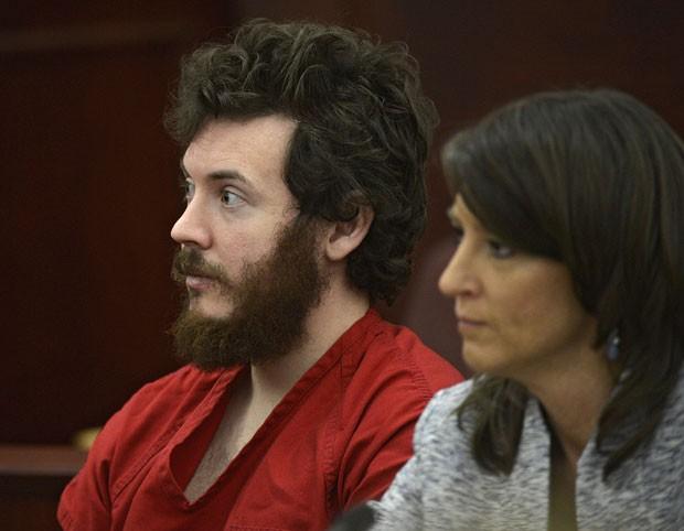Defesa vai argumentar que James Holmes sofre problemas mentais (Foto: The Denver Post/AP)