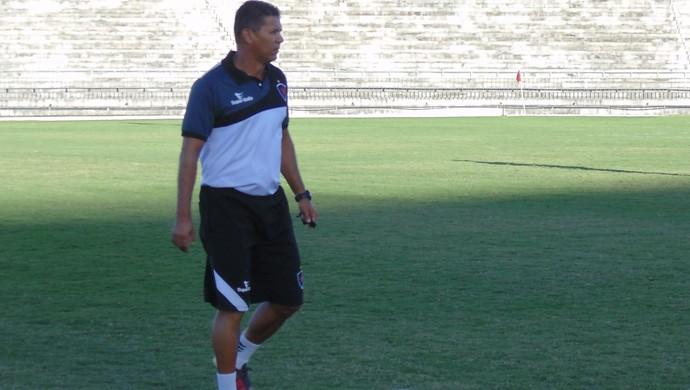 Ramiro Souza, Botafogo-PB (Foto: Divulgação / Botafogo-PB)