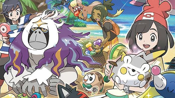 Melhores jogos para 3DS de 2016: Pokémon Sun e Moon (Foto: Divulgação/Nintendo)