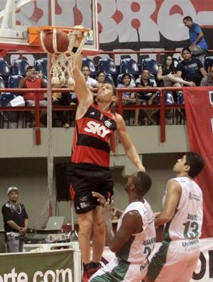 Basquete Cearense x Flamengo NBB Paulo Sarasate (Foto: LC Moreira/Divulgação)