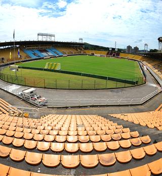 Estádio Raulino de Oliveira (Foto: Divulgação/Ferj)