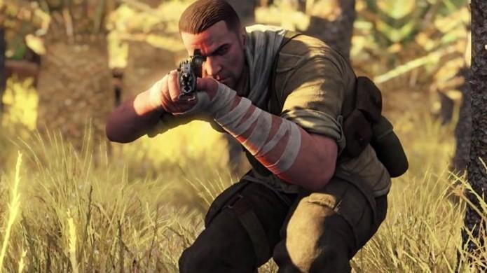 Para fugir de inimigos é preciso primeiro despistar seus olhares (Foto: pcgamer.com)