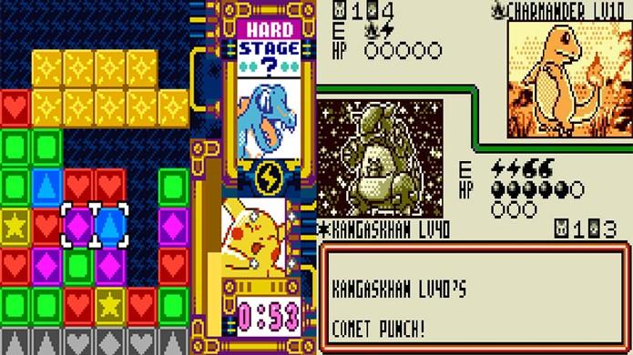 Pokémon Puzzle Challenge e Pokémon Trading Card Game chegarão ao Virtual Console em novembro (Foto: 4P Games e Giant Bomb)