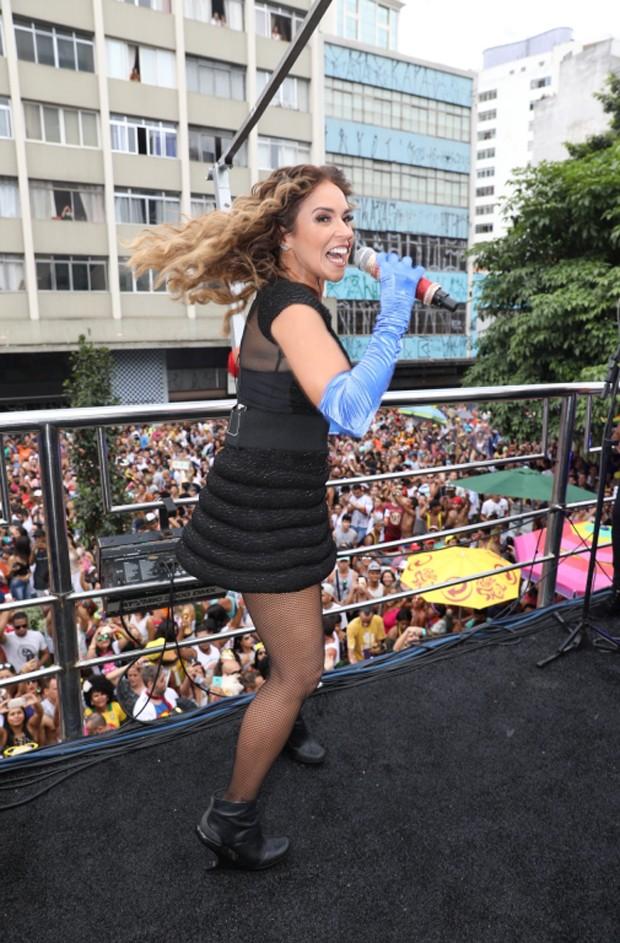Daniela Mercury em SP (Foto: Felipe Panfili/Divulgação)