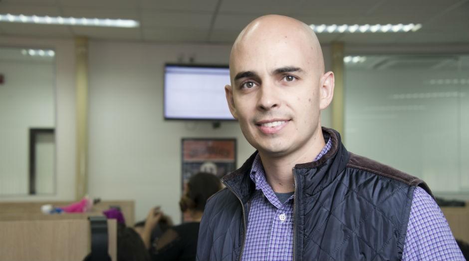 Vinicius Roveda, da ContaAzul: encontre seu propósito (Foto: Divulgação/ContaAzul)