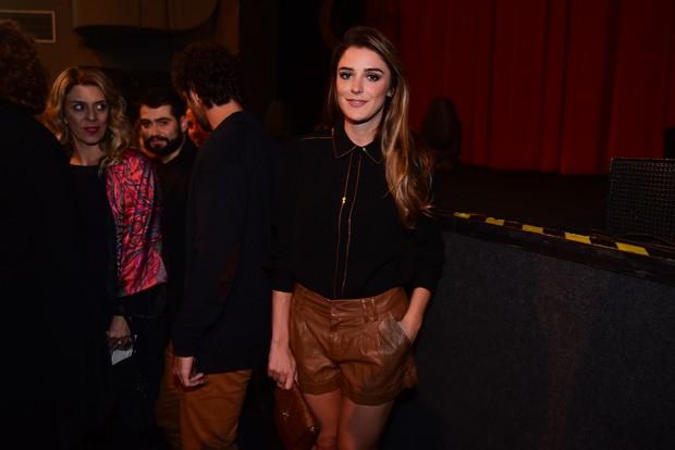 Rafa Brites em show em São Paulo (Foto: Leo Franco / AgNews)