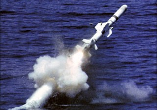 Mísseis Harpoon serão usados pela Aeronáutica para abater navios (Foto: Boeing/Divulgação)