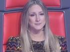 'Assim choro', Claudia Leitte se emociona na primeira apresentação após dar à luz