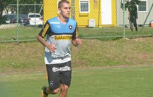 botafogo Octávio  (Foto: Globoesporte.com)