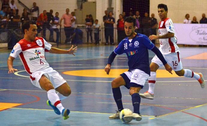 Taubaté Futsal x Sorocaba (Foto: Jonas Barbetta / Top 10 Comunicação)