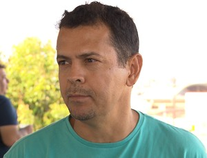 Jazon Vieira, técnico do Auto Esporte (Foto: Reprodução/TV Cabo Branco)