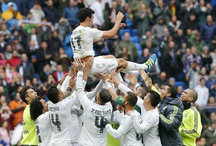 Arbeloa Real Madrid Valencia (Foto: Efe)