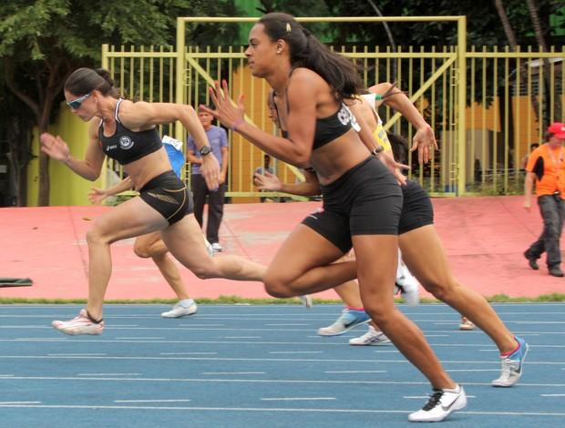 Franciela faz 2ª melhor marca nos 100m e está no Mundial 2 (Foto: Tião Moreira/FPA)